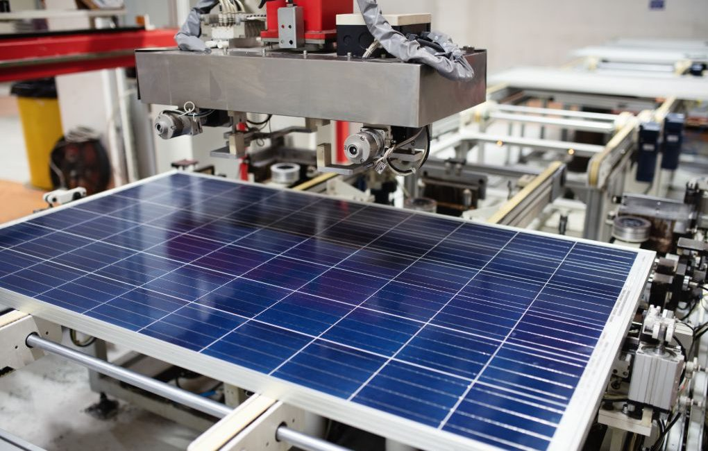 Eco-Friendly Source of Industrial Power